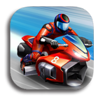 Futuristic Mororbike Racing on iOS – Impulse GP