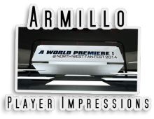 Armillo – Player Impressions