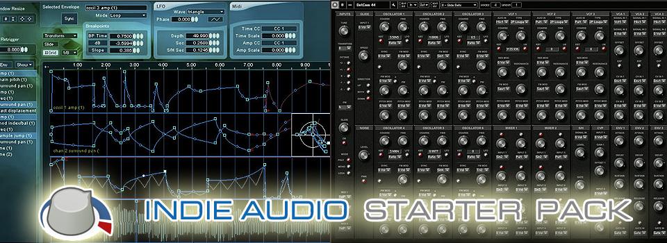 4-Indie-Audio-Starter-Pack