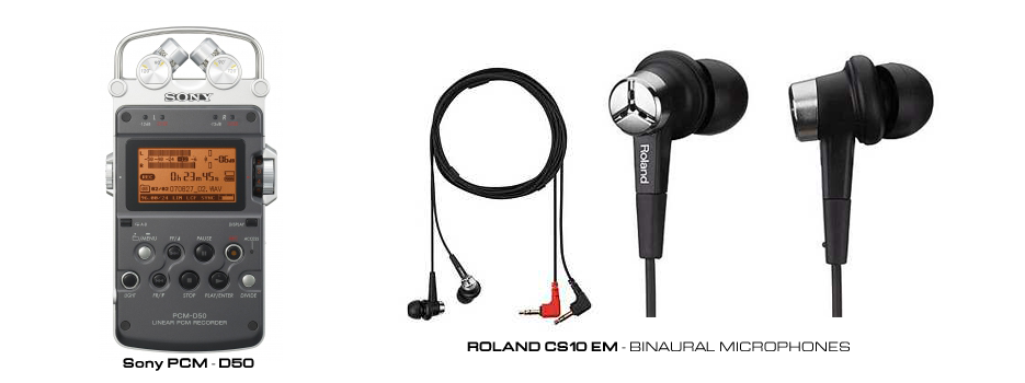 Binaural-&-Sony