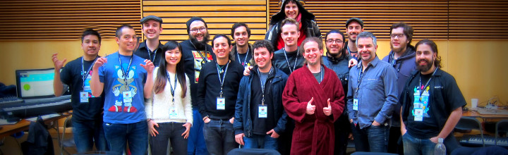 Tree of Audio – Global Game Jam 2016
